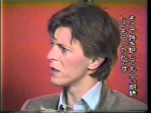 David Bowie 1980 JapanTV Interview