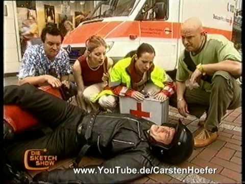 Die Sketch Show - Unfall - Heul doch2