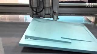 aokecut@163.com 50mm xps epe foam forex cutter machine