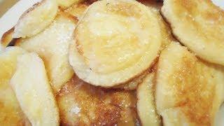 Рецепт оладьи на сметане