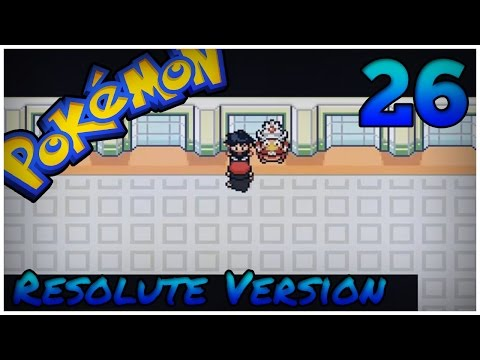 Pokémon Resolute Version - Episode 26 : 6ème badge ! l Let's play Français HD
