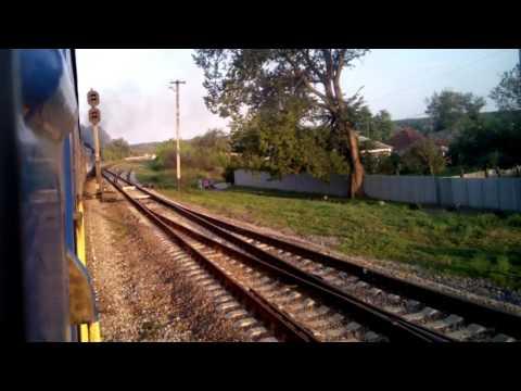 Отправление со станции Богодухов