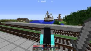 Minecraft Rails of War (Ep. 008: Surveying)