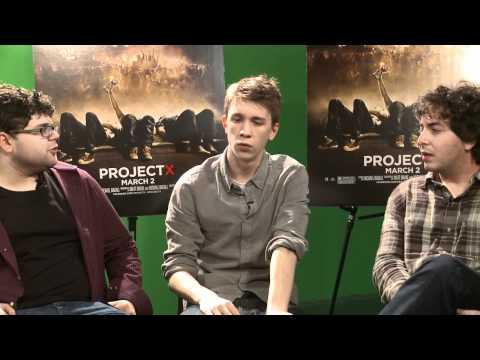GSTV Presents: Celebrity ChatProject X Cast