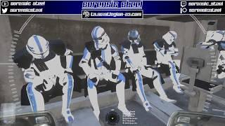 Sorensic Streams: Star Wars Arma 3 Mod Update! 3rd PLT OP! NEW VENATOR!!!