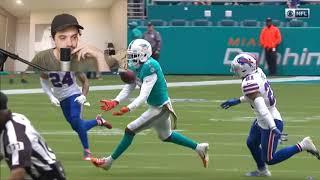 Aussie Reacts Bills vs Dolphines Week 11 NFL