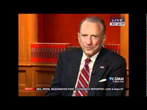"Arlen Specter: ""Vote for Dick Lugar!"""