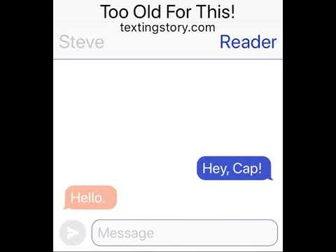 Captain America x Reader Too Old For This //DDLG WARNING//