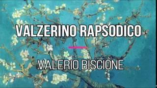 Gambar cover Valzerino Rapsodico - Valerio Biscione  - pf. Aldo Roberto Pessolano