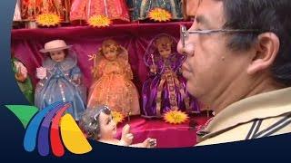 La tradición de vestir al Niño Dios | Noticias