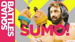 Sumo Wrestling! | Liam Plunkett vs David Willey | Squad Battles - Challenge 3