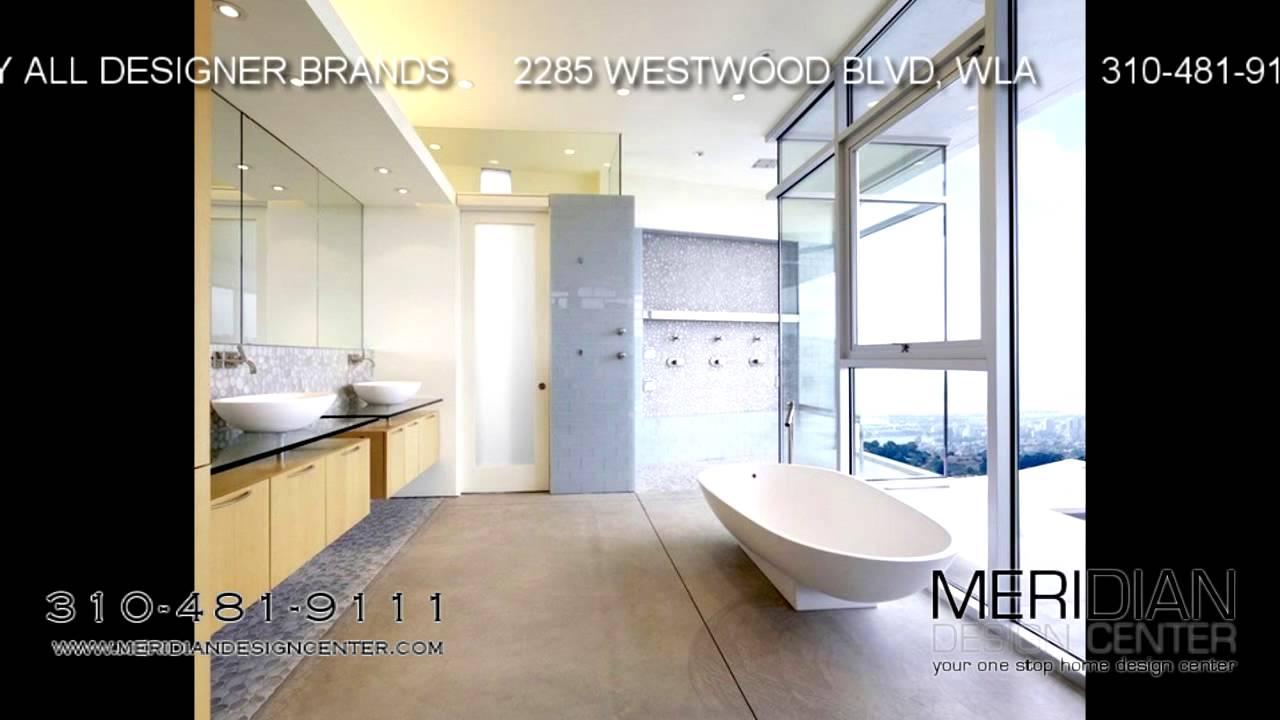 Bathroom Vanities West Los Angeles Meridian Design Center Youtube