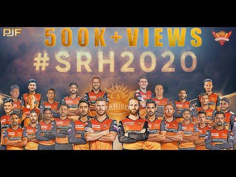 Sunrisers Anthem 2017 Orange Army