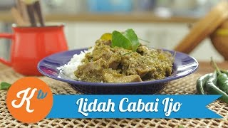 Video Resep Lidah Cabai Ijo | YUDA BUSTARA download MP3, 3GP, MP4, WEBM, AVI, FLV Mei 2018