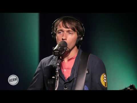 """Peter Bjorn and John performing """"Breakin' Point"""" Live on KCRW"""