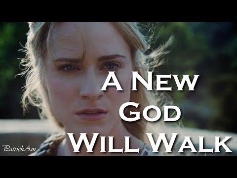 Westworld - A New God will Walk - Dolores Abernathy