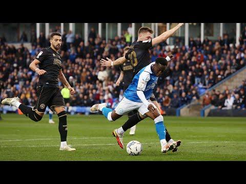 Peterborough QPR Goals And Highlights