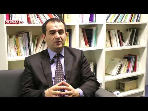 Ahmet Ogras, le nouveau président du CFCM ( Conseil Français du Culte Musulman )