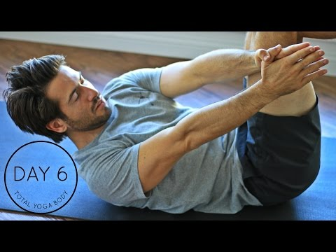 DAY 6 Total Yoga Body - Strength Balance and Flexibility Vinyasa Yoga Workout | Yoga Dose