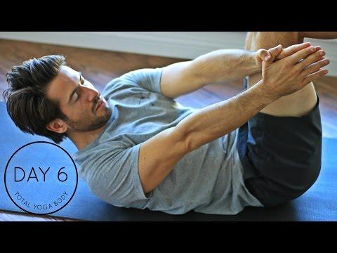 DAY 6 Total Yoga Body - Strength Balance and Flexibility Vinyasa Yoga Workout