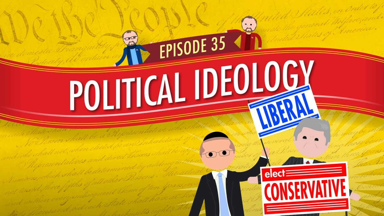 Political ideology crash course government and politics 35 youtube gumiabroncs