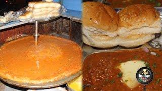 Indian Street Food Pav Bhaji | Mira Road, Mumbai India