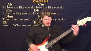love-me-like-you-do---bass-guitar-cover-lesson-in-ab-with