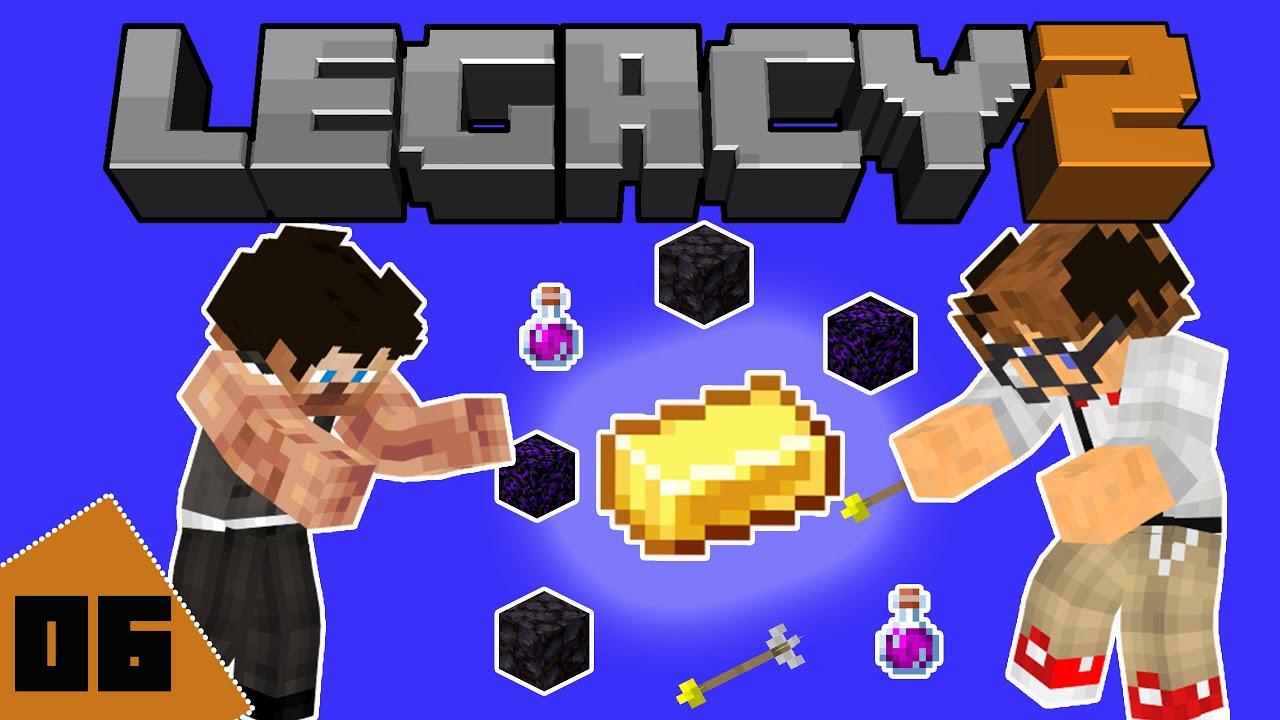 Legacy Ep 6 - Skizz Finally Gets Logical
