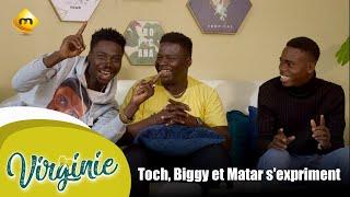 Virginie - Interview : Toch, Biggy et Matar s'expriment...