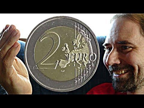 Slovakia 2 Euro 2018 Coin (Slovak Republic)