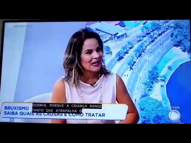 Entrevista sobre Bruxismo com a ortodontista Paulene Cardoso - Parte 1