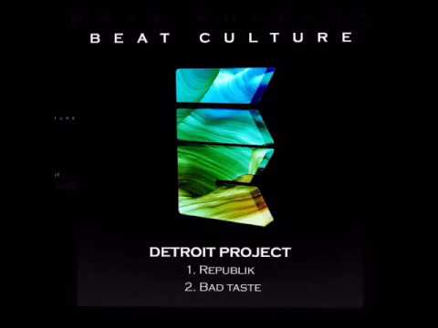 Detroit Project - Republik - preview