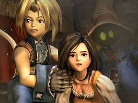 Final Fantasy 9  Before the Dawn  Evanescence