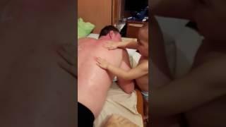 Как делать массаж бате, уроки от Стёпы.