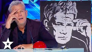The Painters From South Korea Makes A MASTERPIECE on Asia's Got Talent | Got Talent Global