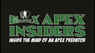 Apex Insiders Den Podcast - Episode 4 (Raleigh, NC SQ Results, Kris Hates Faust, Quinjet, MMA, EVO)