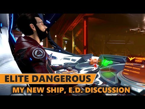 Elite Dangerous - New Ship and Elite's Worst Problem Discussion