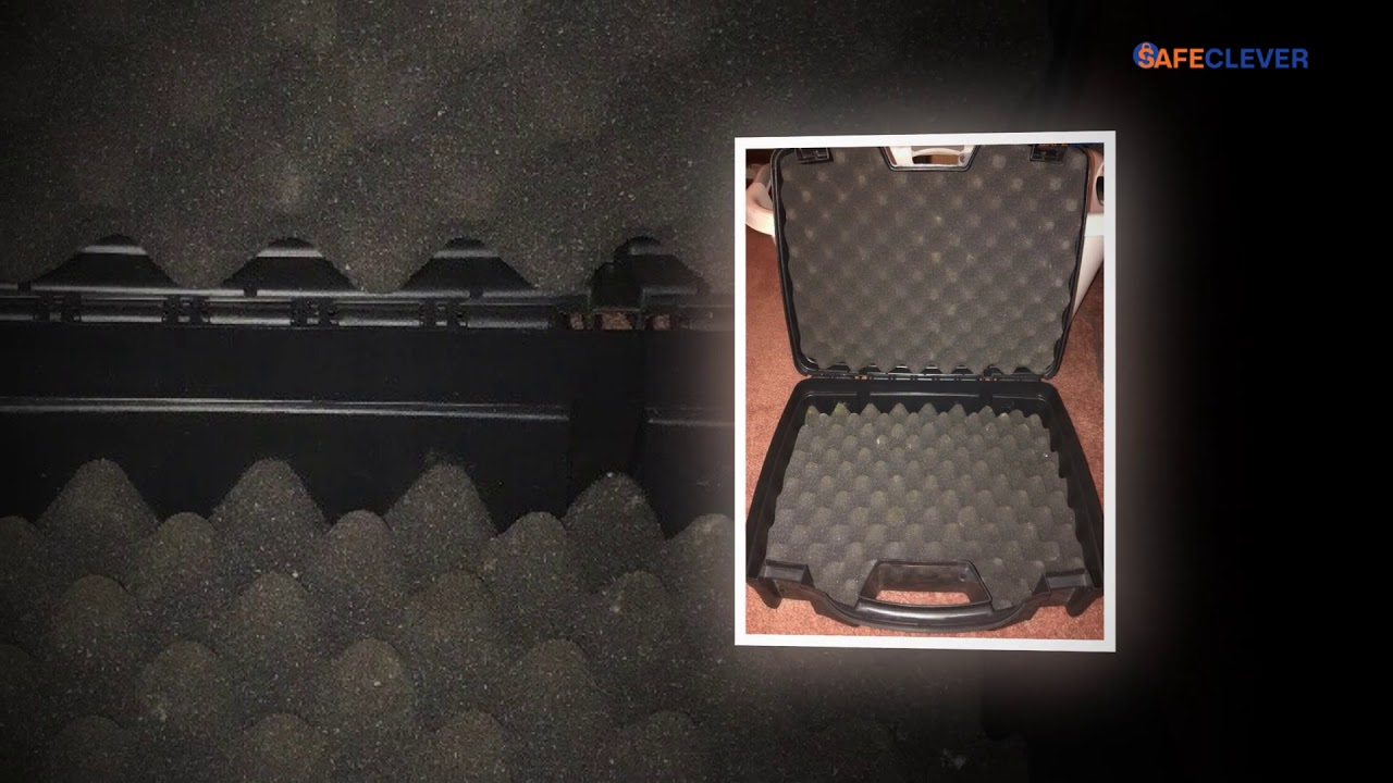 Plano 1404 Protector Series Four Pistol Case