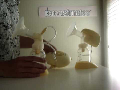 Noise of Breast Pumps - Mini Electric and Swing