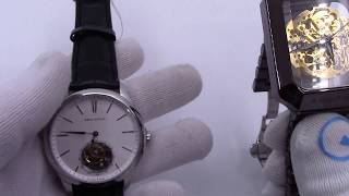 Today we will cover the topic of tourbillons. Generally considered ...
