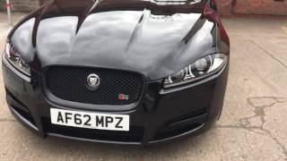 Jaguar XF S Premium Luxury V6 Test Drive (2012)