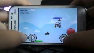 My first Android 2D game created in Unity 3D