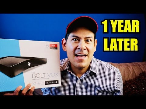 Tivo Bolt Vox 1 Year Later: New Features/Hydra Review