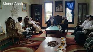 Momen Habib Lutfi bersama Syeh Mahmud dan Syeh Umar.