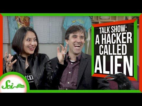 Cybersecurity & a Hacker Called Alien | SciShow Talk Show