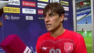 تصريح مهند علي | الدحيل 1 - 1 السد | دوري أبطال آسيا 2019