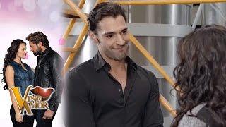 Miguel busca la ayuda de Luciana | Vino el amor - Televisa