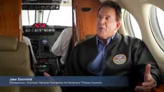 Wheels UP with Jake Steinfeld