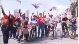 Lagu Tema Hari Kemerdekaan 57 Di Sini Lahirnya Sebuah Cinta