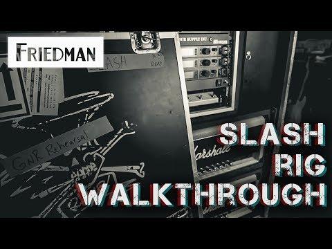 Slash // Rig Walkthrough with Dave Friedman